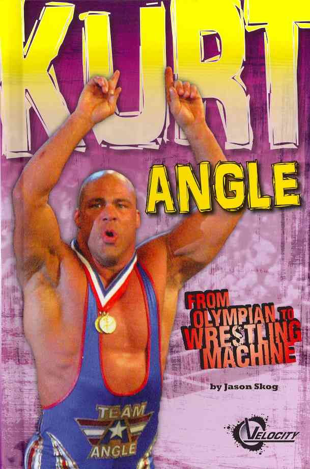 Kurt Angle By Skog, Jason